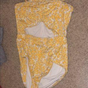 Bathingsuit one piece